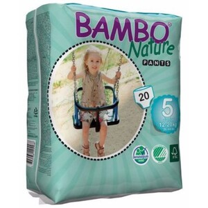 Bambo Nature Training Pants ~ 12-20kg