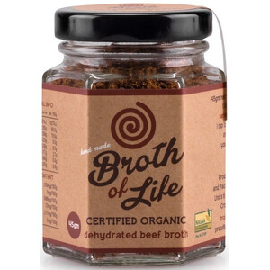 Broth of Life Beef Broth ~ 45g