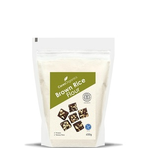 Ceres Organic Rice Flour Brown Mini~pack ~ 450g