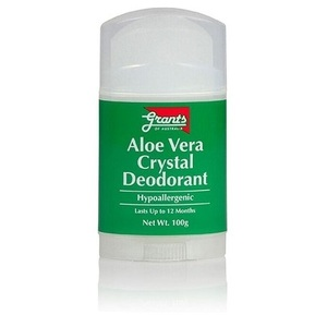 Grants of Australia Aloe Vera Crystal ~ 100g