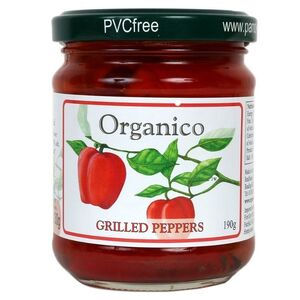 Organico Grilled Peppers (Organic) ~ 190g