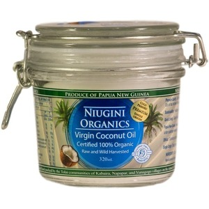 Niugini Organics Raw Virgin Coconut Oil ~ 320ml