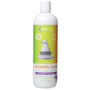 Ecologic Lavender All Natural Dishwashing Liquid ~ 500ml