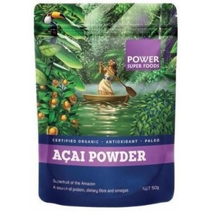 Power Super Foods Acai Powder (Organic) ~ 50g