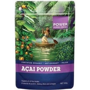 Power Super Foods Acai Powder (Organic) ~ 100g