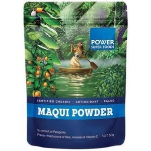 Power Super Foods Macqui Berry Powder (Organic) ~ 50g