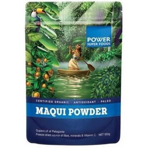 Power Super Foods Macqui Berry Powder (Organic) ~ 100g