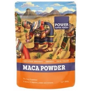 Power Super Foods Maca Powder (Organic) ~ 250g