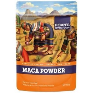 Power Super Foods Maca Powder (Organic) ~ 500g