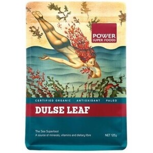 Power Super Foods Red Dulse Leaf (Organic) ~ 125g