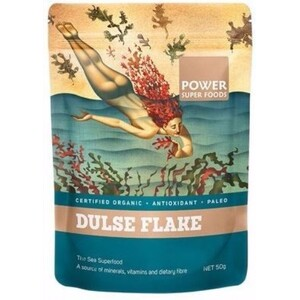 Power Super Foods Dulse Flakes (Organic) ~ 50g