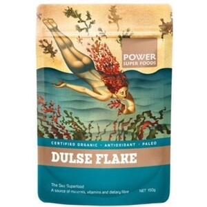 Power Super Foods Dulse Flakes (Organic) ~ 150g