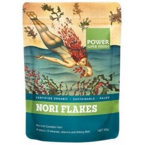 Power Super Foods Nori Flake (Organic) ~ 50g