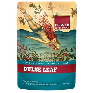 Power Super Foods Red Dulse Leaf ~ 50g