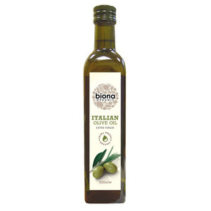 Biona Italian Extra Virgin Olive Oil (Organic) ~ 500ml