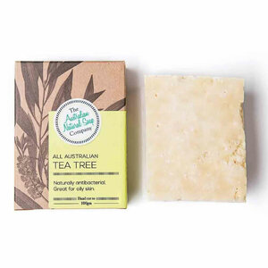 The Australian Natural Soap Co Australian Tea Tree Soap ~ 100g
