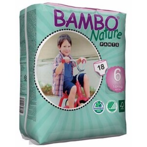 Bambo Nature Training Pants XL ~ 18kg+
