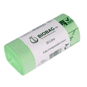 BioBag Compostable Bin Liners 30 Litres - 14 Bags