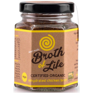 Broth of Life Chicken Broth (Organic) ~ 45g