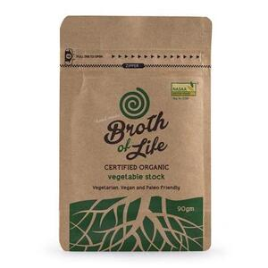 Broth of Life Vegetable Stock (Organic) ~ 90g