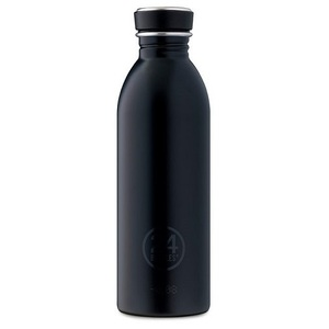 24 Bottles Urban Bottle Tuxedo Black ~ 500ml