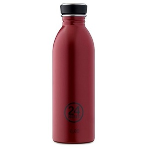 24 Bottles Urban Bottle Red ~ 500ml