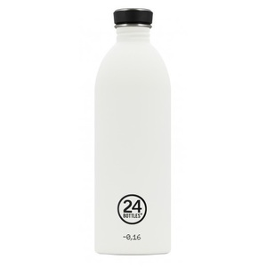 24 Bottles Urban Bottle Ice White ~ 1L