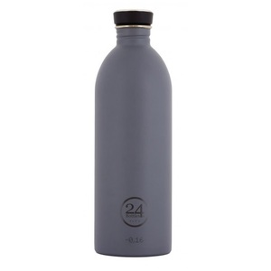 24 Bottles Urban Bottle Formal Grey ~ 1L