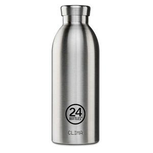 24 Bottles Clima Bottle Steel ~ 500ml