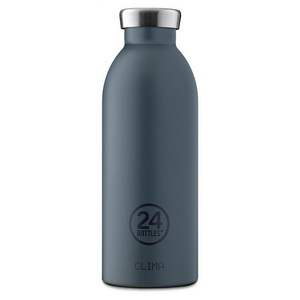24 Bottles Clima Bottle Formal Grey ~ 500ml