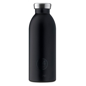 24 Bottles Clima Bottle Tuxedo Black ~ 500ml