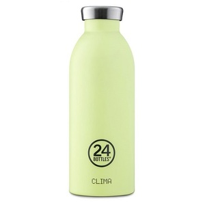 24Bottles - Clima Bottle Pistachio Green ~ 500ml