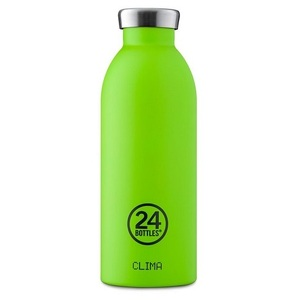 24Bottles - Clima Bottle Lime Green ~ 500ml
