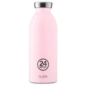 24Bottles - Clima Bottle Candy Pink ~ 500ml