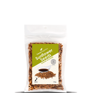 Ceres Organic Sunflower Seeds Tamari Roasted ~ 150g
