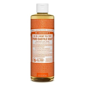 Dr. Bronner's Castile Liquid Soap Tea Tree (Organic) ~ 473ml