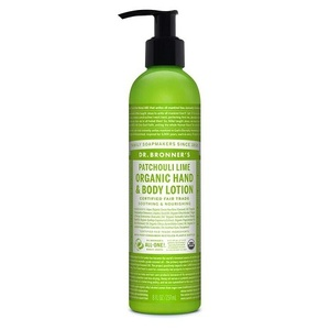 Dr. Bronner's Lotion Patchouli Lime (Organic) ~ 237ml
