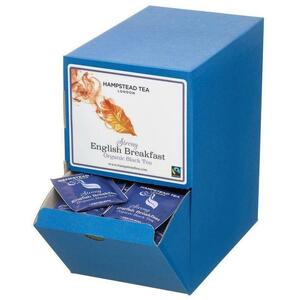 Hampstead Tea Strong English Breakfast Tea (Organic ) ~ 250 Tea Bags