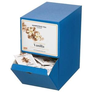 Hampstead Tea Madagascan Vanilla Tea (Organic ) ~ 250 Tea Bags