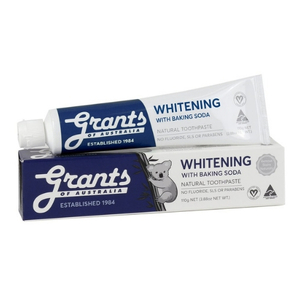 Grants of Australia Toothpaste Whitening ~ 110g