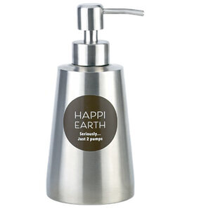 Happi Earth Refill Bottle (Empty) - 1 Bottle
