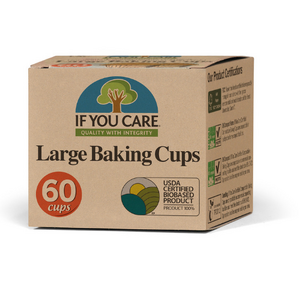 If You Care Baking Cups (Large) ~ 60 cups