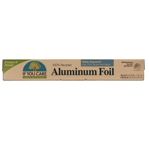 If You Care Recycled Aluminum Foil ~ 10m