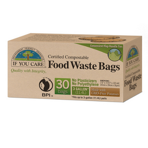 If You Care Food Waste Bags ~ 30 Bags