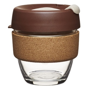 KeepCup Brew Cork Edition ~ Almond ~ Small 8oz / 227ml