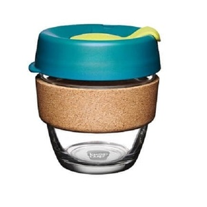 KeepCup Brew Cork Edition ~ Turbine ~ Small 8oz / 227ml