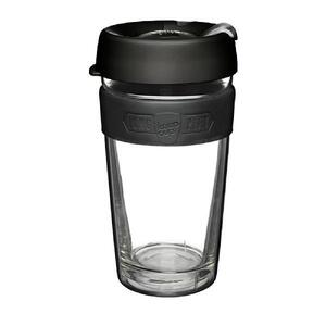 KeepCup LongPlay Change Makers Black ~ Large ~ 16oz / 454ml