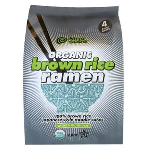 King Soba Brown Rice Ramen  (Organic) ~ 280g