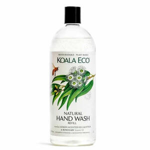 Koala Eco Hand Wash - Lemon, Eucalyptus & Rosemary ~ 1L