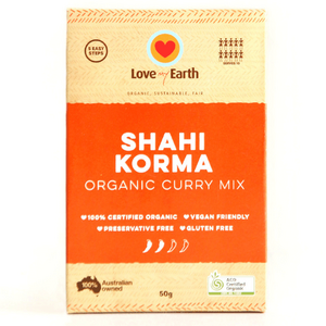 Love My Earth Shahi Korma Organic Curry Mix ~ 50g